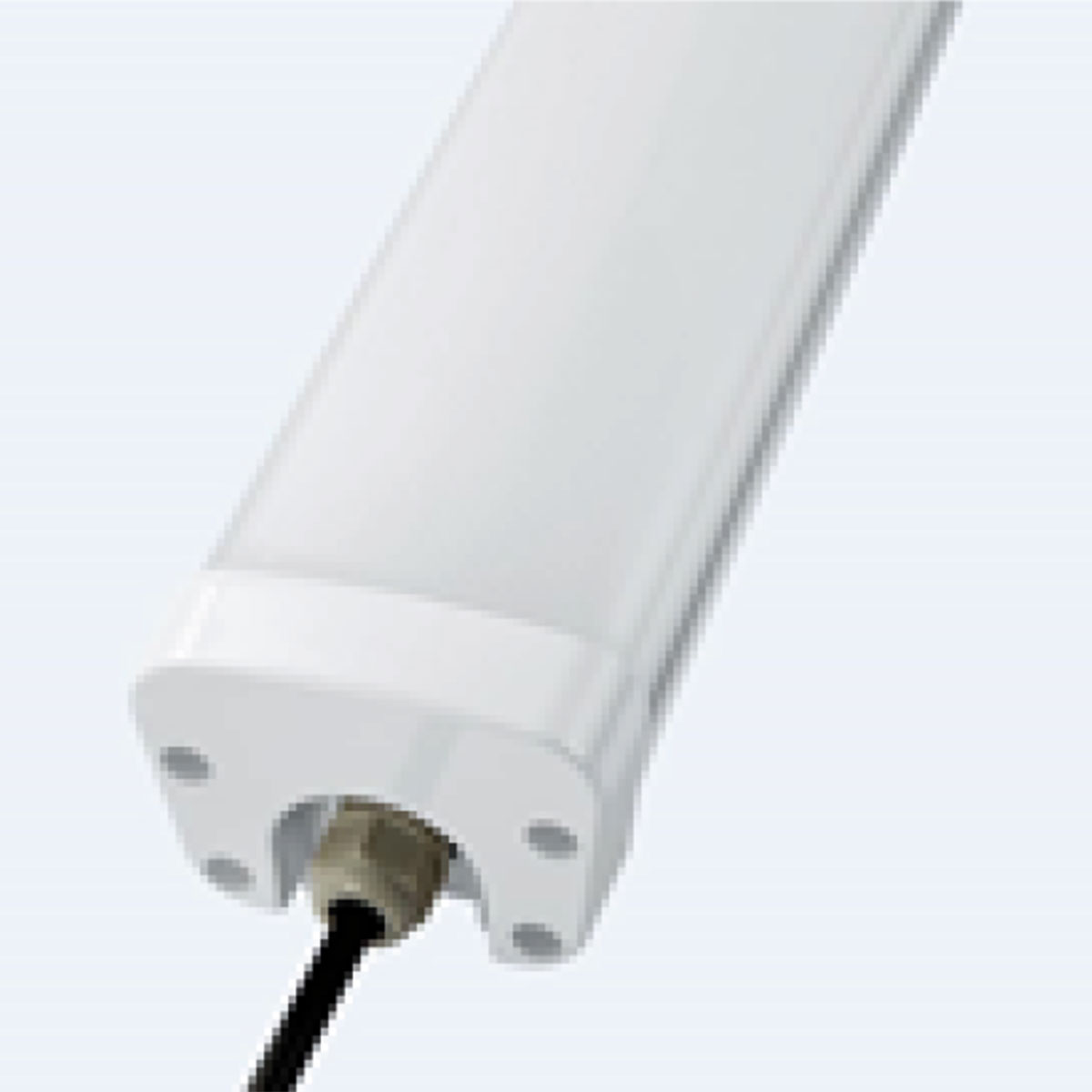MUVA LED - Hallenbeleuchtung - LED Tri-Proof Light 60W