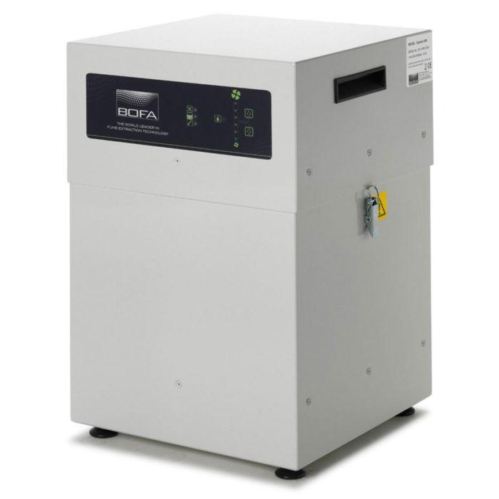 Absaug-Filteranlagen MUVA LASER