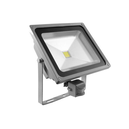 MUVA LED Fluter 30 Watt mit Sensor