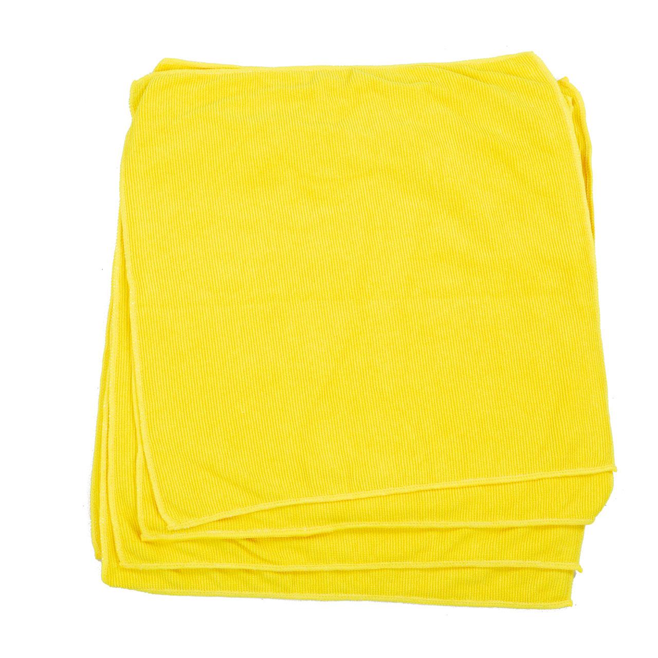 MF Noppentuch gelb, MUVA CLEAN