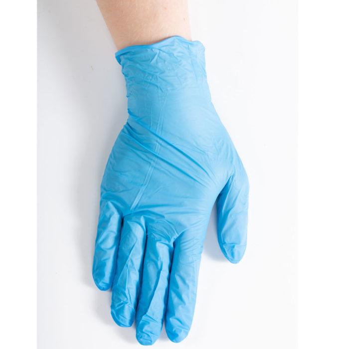 MEDI-INN Nitril Handschuh - MUVA Tech
