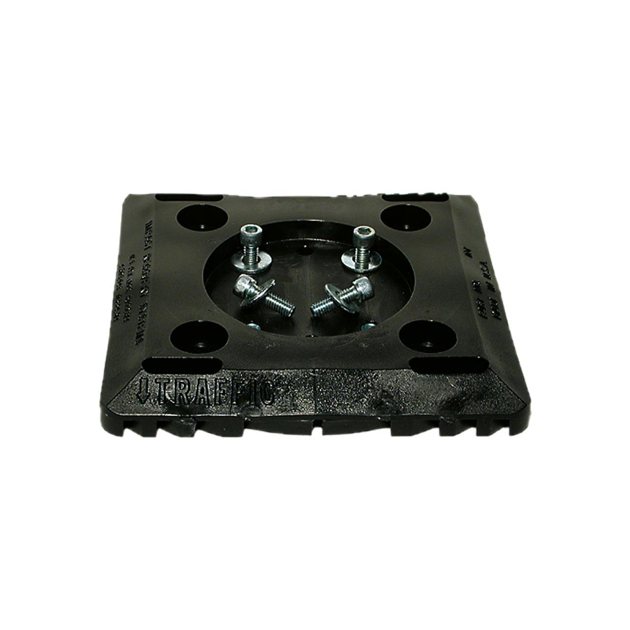 TS Kickback Grundplatte zum Dübeln