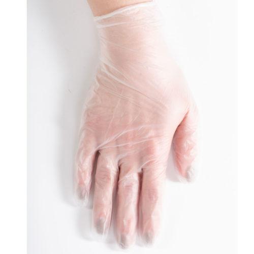 MEDI INN Vinyl Handschuhe - MUVA Tech