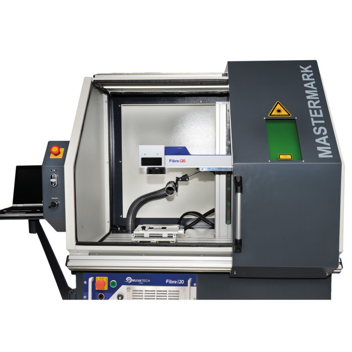 MUVA laser - Mastermark_Innenansicht