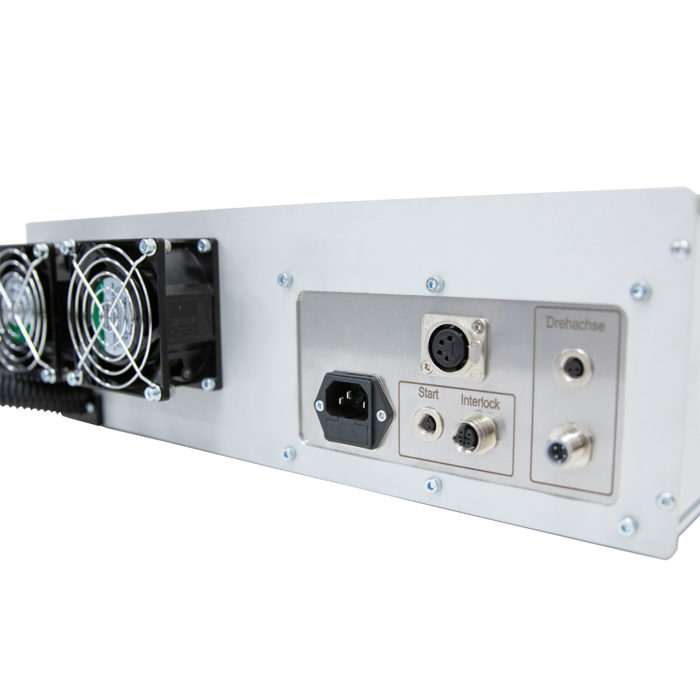 MUVA LASER – OEM - Integrationsmodule Fibre-I20