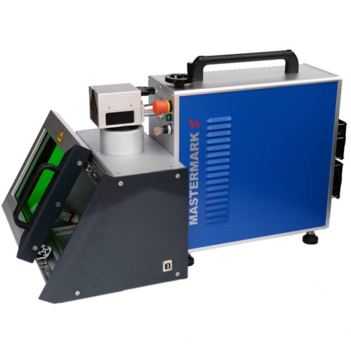 MUVA Laser Aktion MASTERMARK S Workstation