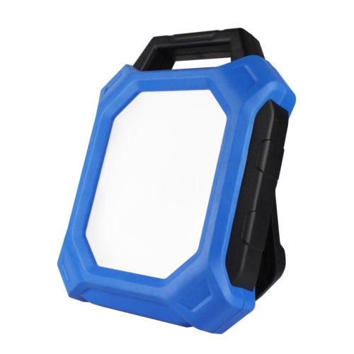 MUVA LED - LED Baustrahler mit 2 Steckdosen