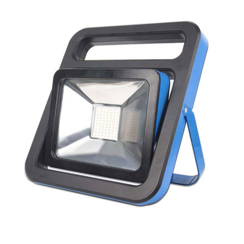 """MUVA LED - LED Baustrahler """"Slim line"""""""