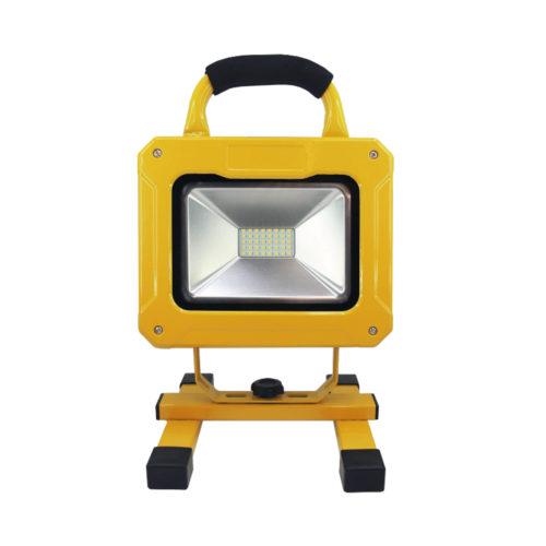 MUVA LED - LED Akku Fluter 30/50 Watt