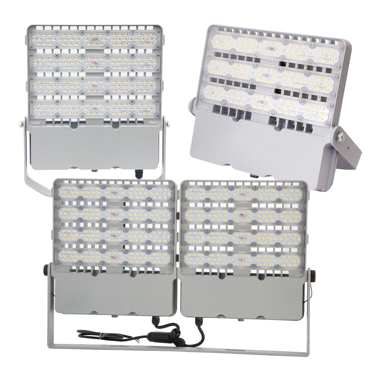 "MUVA LED - LED Fluter ""Superbright"" 150/200/400W"